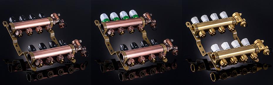全能E家-供暖分水器